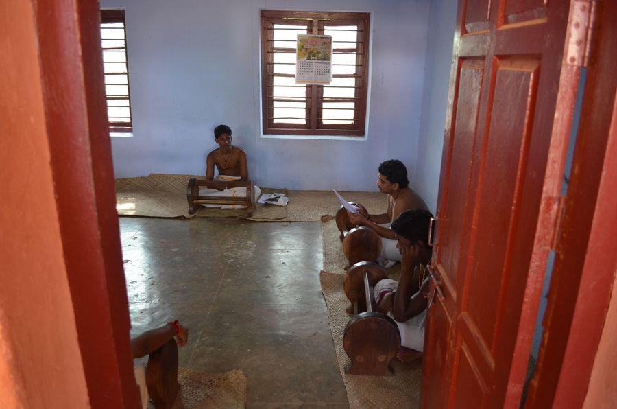 Kerala Kalamandalam dance school India (5)
