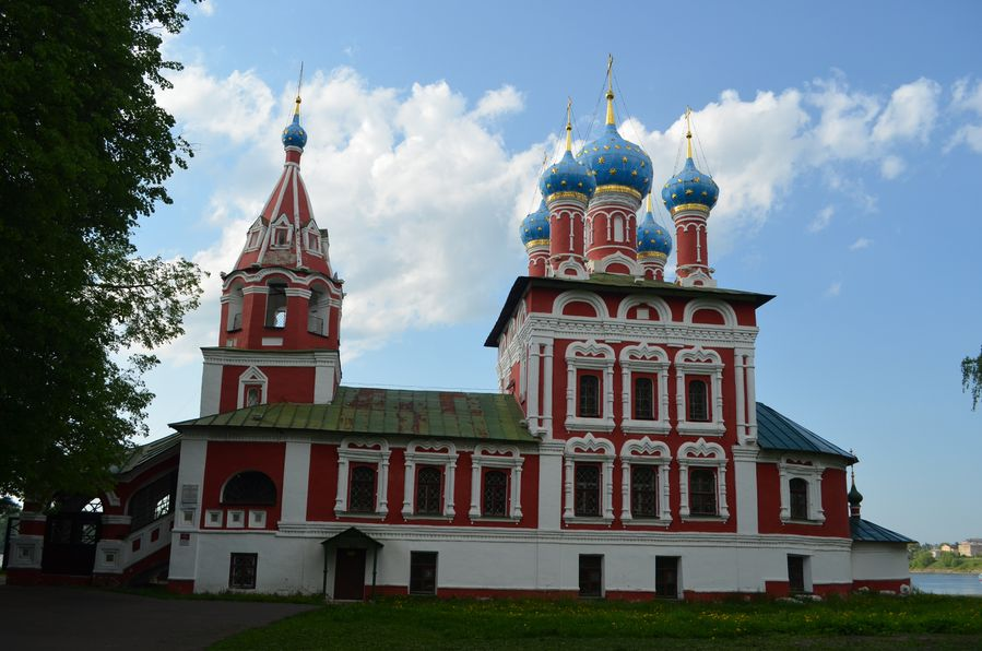 Church of Dmitry on the Blood (1)