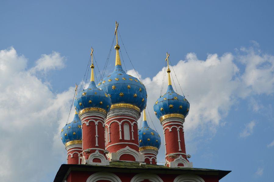 Church of Dmitry on the Blood (2)