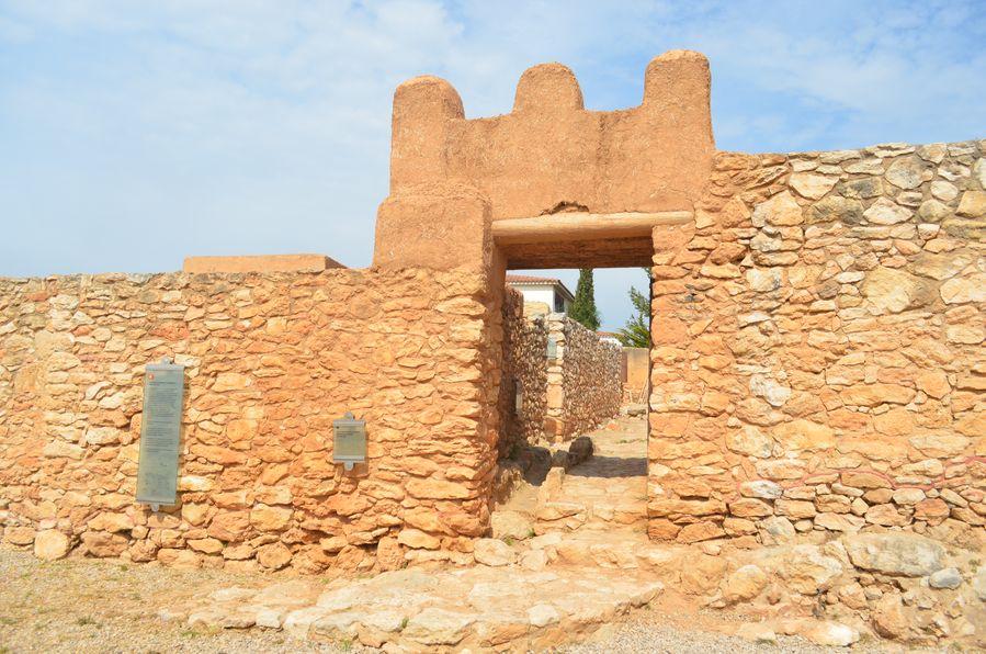 Iberian village Calafell Spain (10)