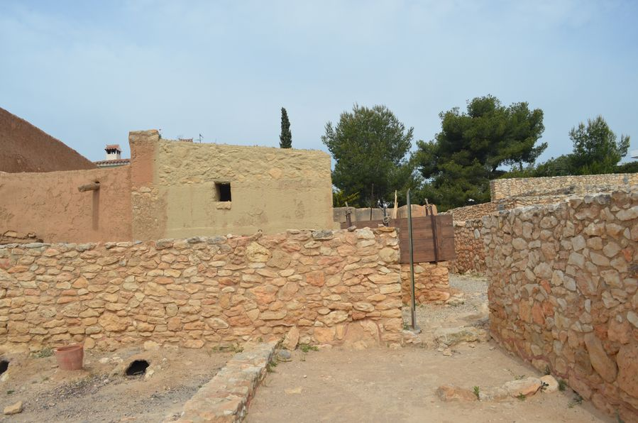 Iberian village Calafell Spain (17)