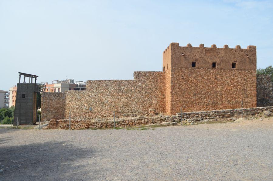 Iberian village Calafell Spain (3)