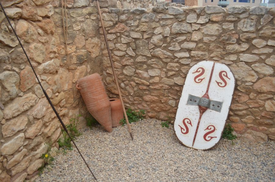 Iberian village Calafell Spain (52)