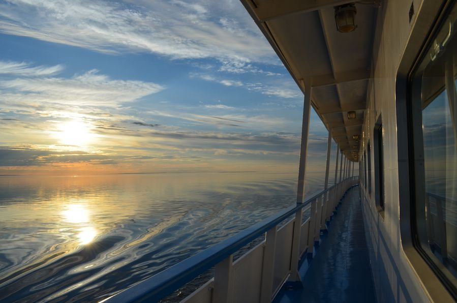 Rachmaninov cruise sunset (2)
