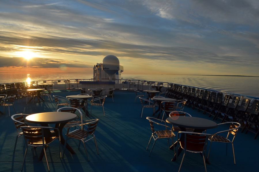 Rachmaninov cruise sunset (7)