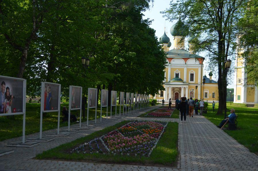 Uglich Russia cruise Transfiguration Cathedral Uglich (17)