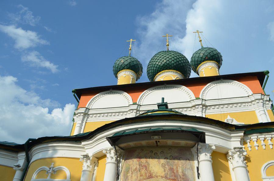 Uglich Russia cruise Transfiguration Cathedral Uglich(28)