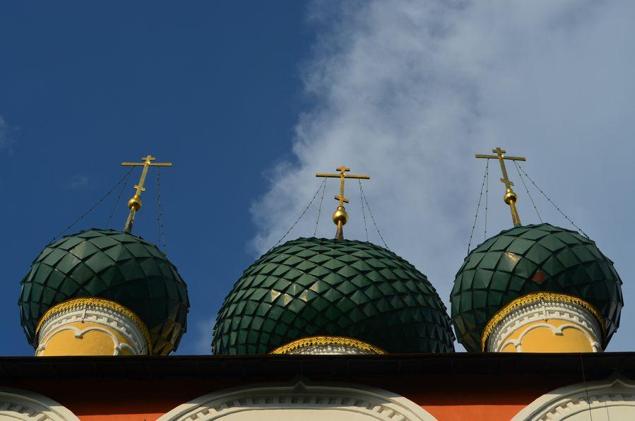 Uglich Russia cruise Transfiguration Cathedral Uglich(31)