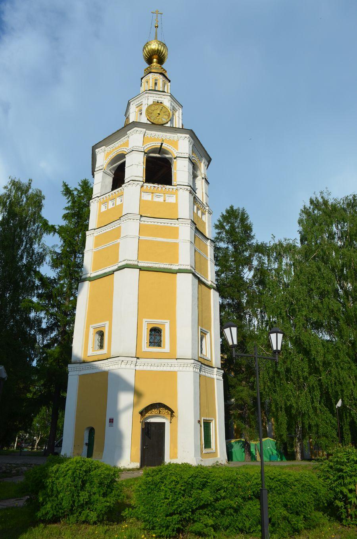 Uglich Russia cruise Transfiguration Cathedral Uglich(32)