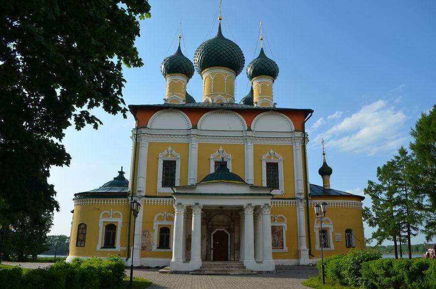 Uglich Russia cruise Transfiguration Cathedral Uglich(33)