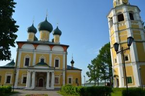 Uglich Russia cruise Transfiguration Cathedral Uglich(34)