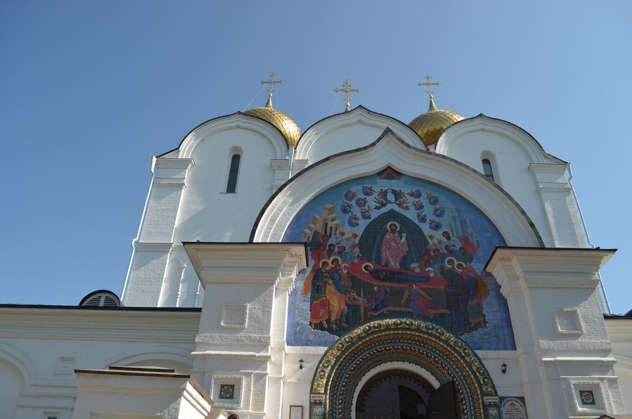 Yaroslavl Russia Cathedral of the Assumption (61)
