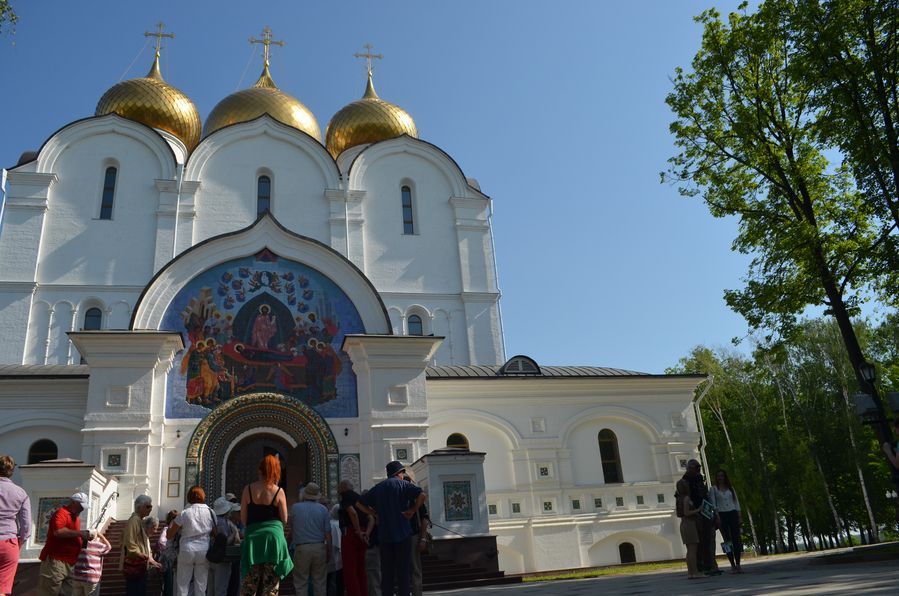 Yaroslavl Russia Cathedral of the Assumption (63)