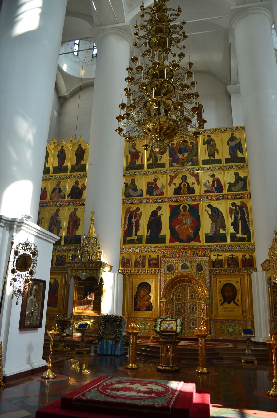 Yaroslavl Russia Cathedral of the Assumption (68)