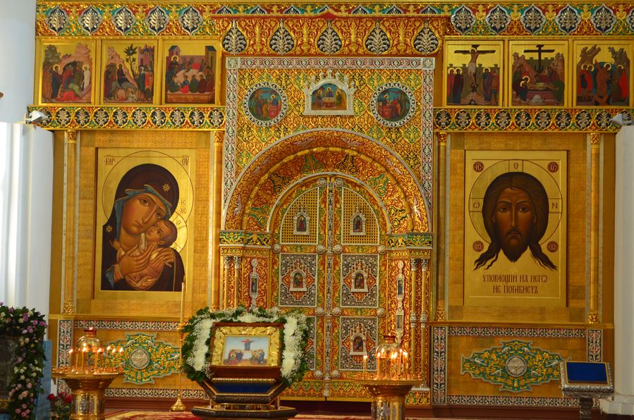 Yaroslavl Russia Cathedral of the Assumption (69)
