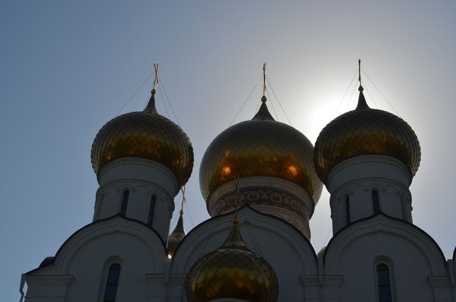 Yaroslavl Russia Cathedral of the Assumption (74)