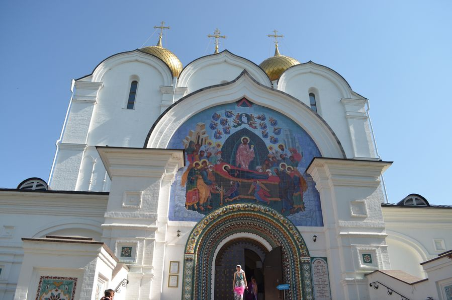 Yaroslavl Russia Cathedral of the Assumption (75)