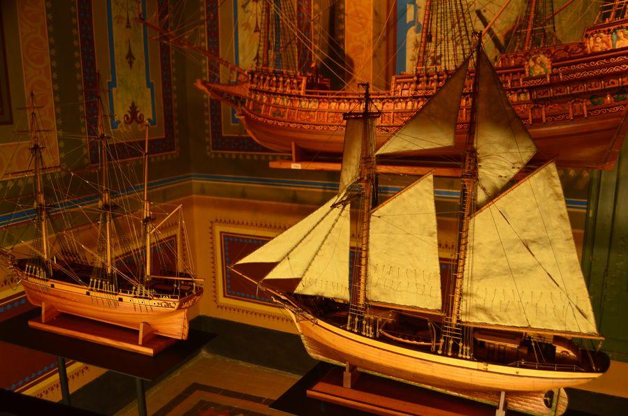 Sea Museum Lloret de mar (3)