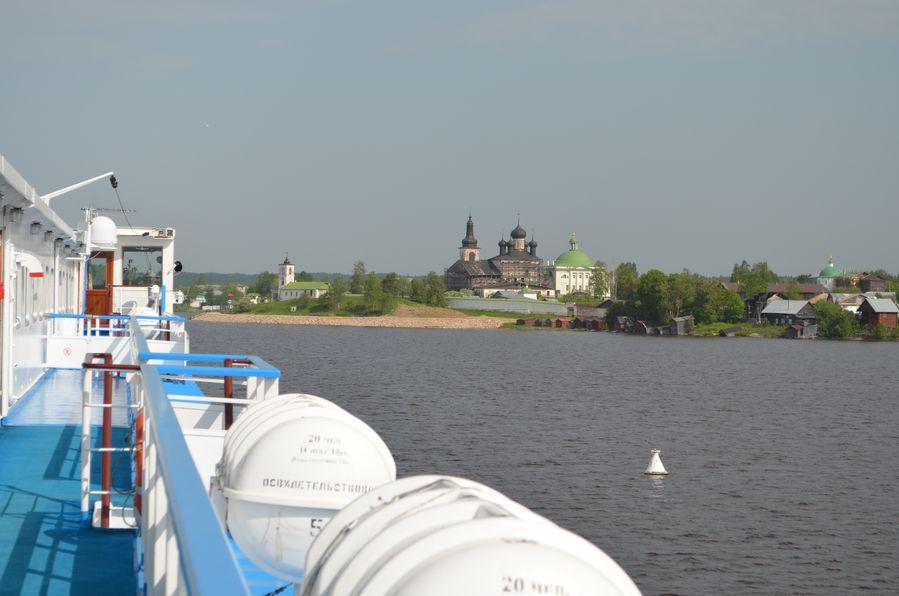 St. Cyril-Belozersky monastery Russia (1)
