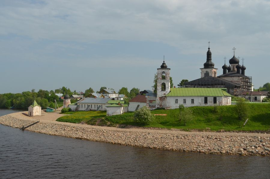 St. Cyril-Belozersky monastery Russia (3)