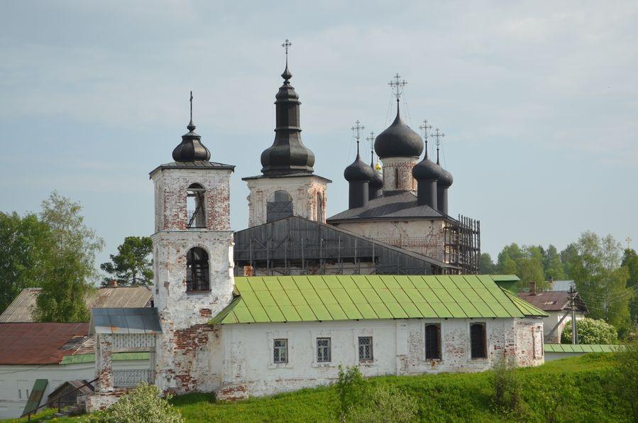 St. Cyril-Belozersky monastery Russia (5)