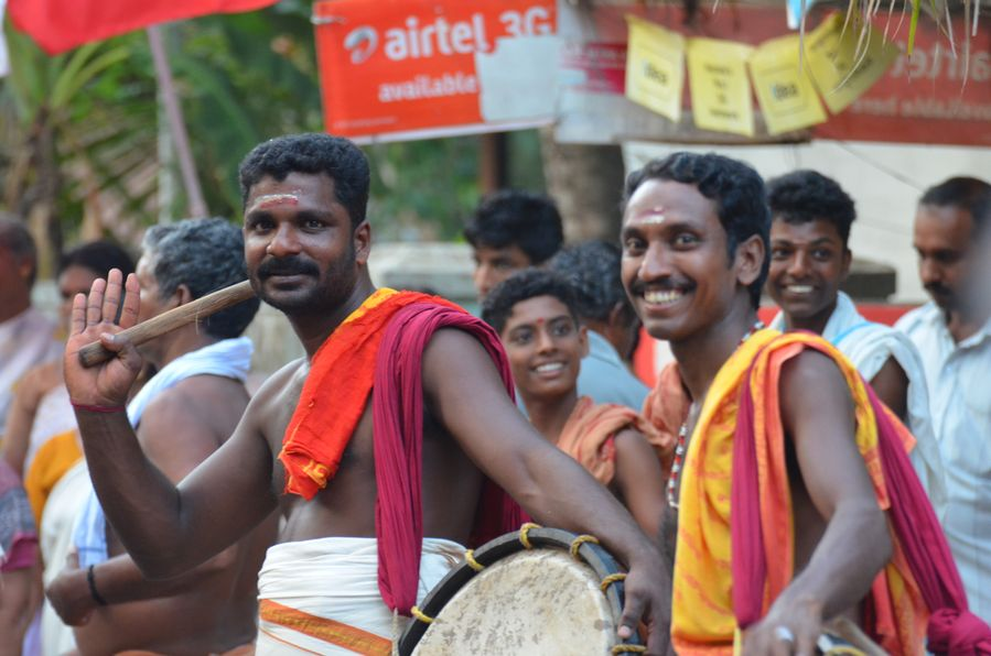 ashram Amritapuri Kerala India  (11)