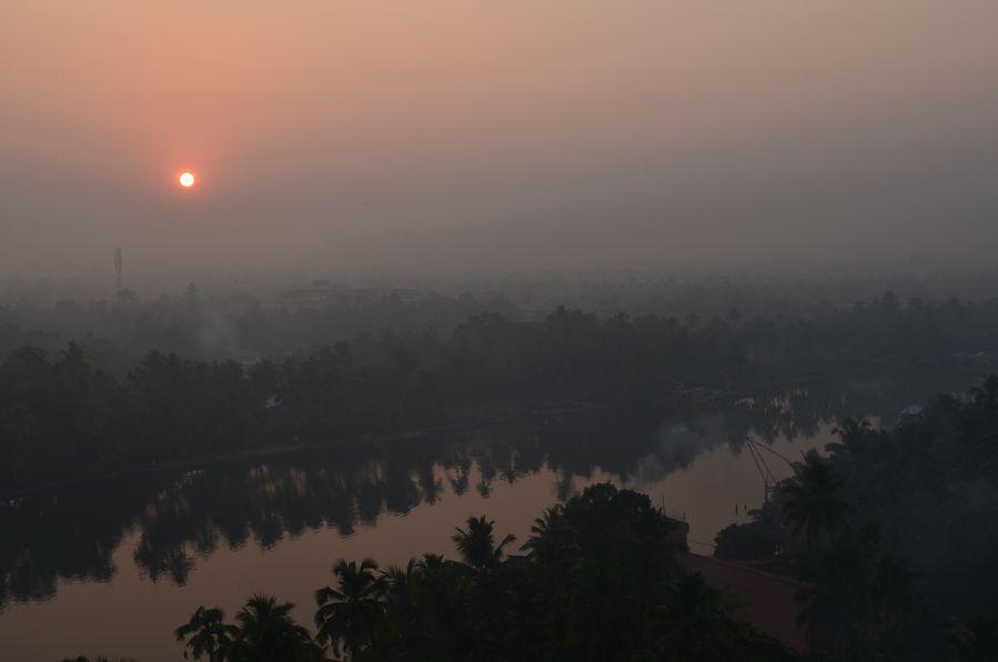 ashram Amritapuri Kerala India  (37)