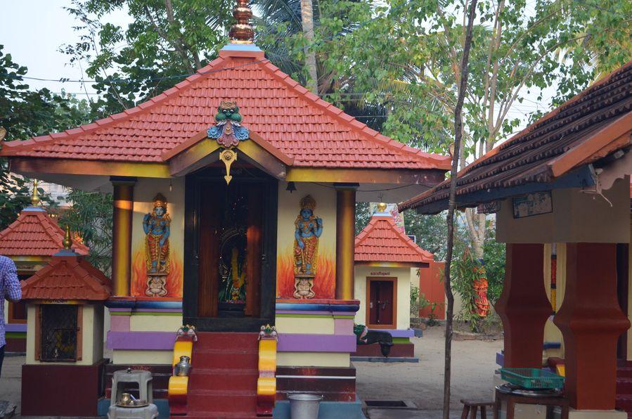 ashram Amritapuri Kerala India  (44)