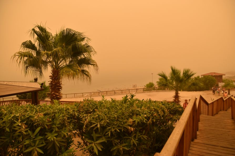 Dead Sea photos (3)