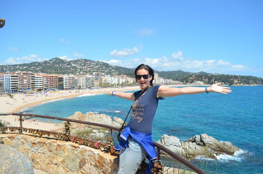 Lloret de mar coastal walk to Fenals (18)