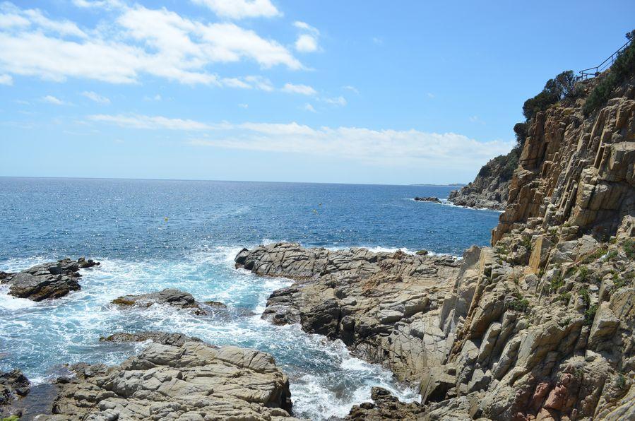 Lloret de mar coastal walk to Fenals (3)