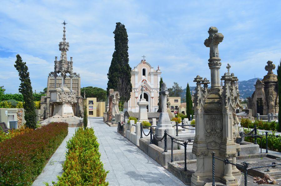 Modernist cemetery of Indianos Lloret de mar (31)