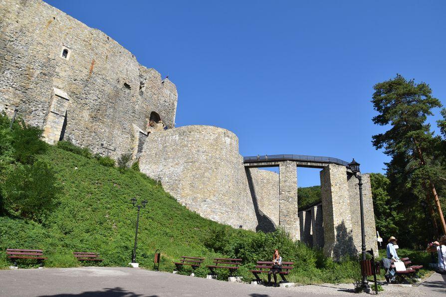 Neamt Fortress Cetatea Neamtului (1)