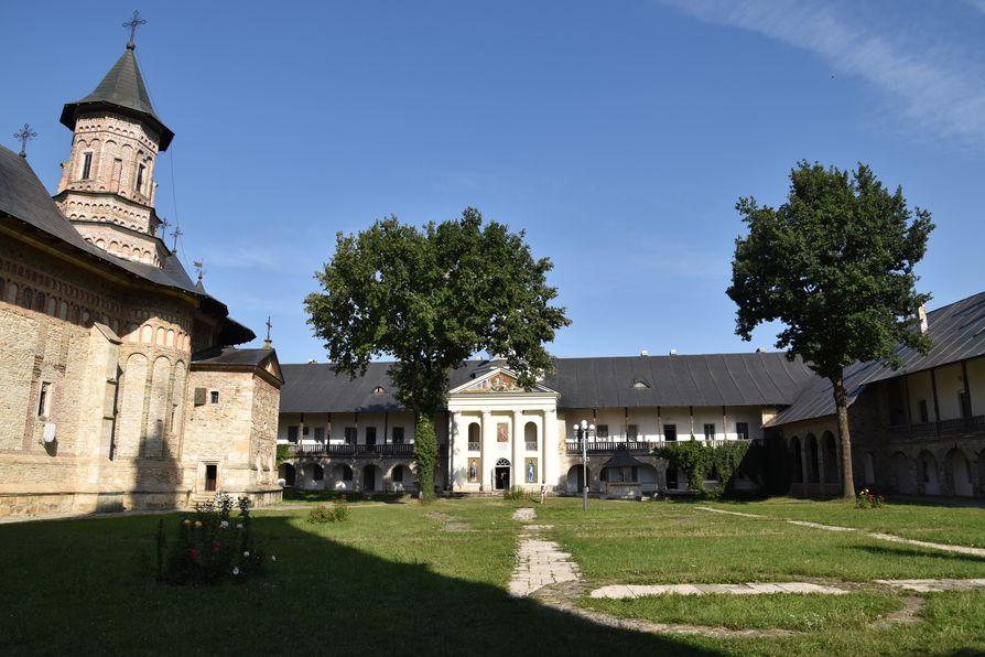 Neamt Monastery Romania (6)