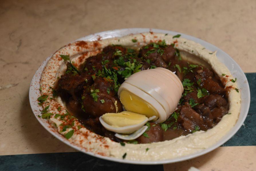hummus Shlomo & Doron Tel Aviv