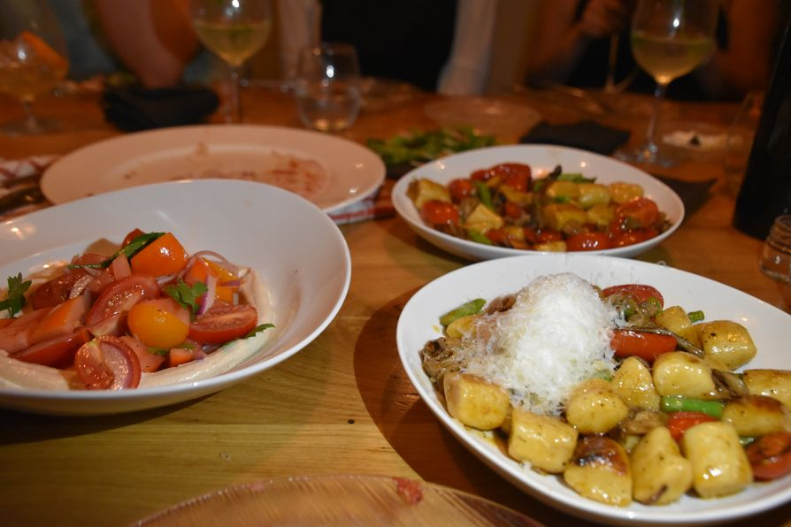 vegan and vegetarian at Night Kitchen Tel Aviv (4)