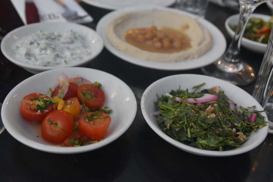 vegetarian and vegan in Benny Hadayag Tel Aviv (15)