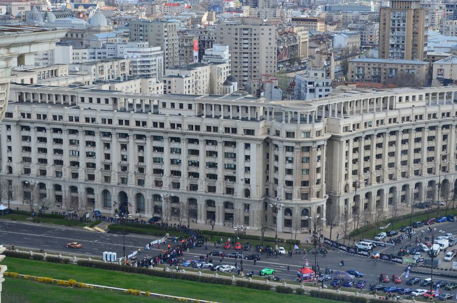 Palace of the Parliament Bucharest Romania (4)