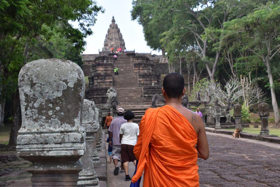 Prasat Phanom Rung Khmer temple Buri Ram (11)