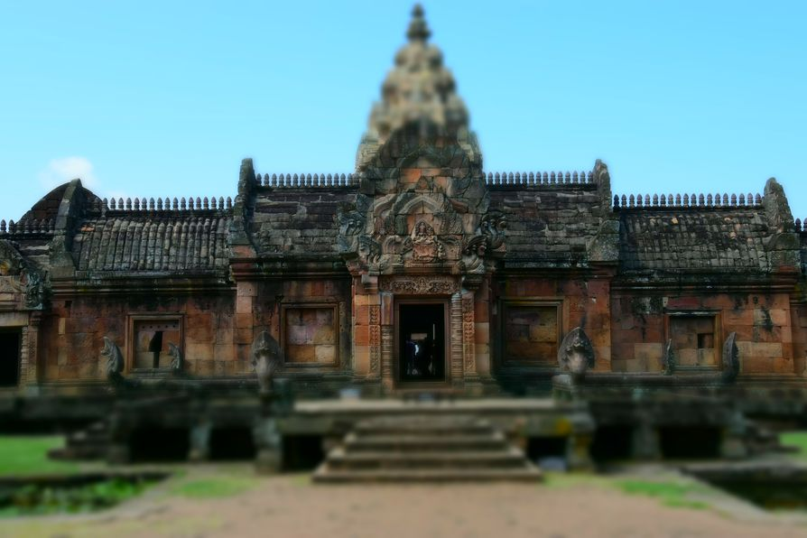 Prasat Phanom Rung Khmer temple Buri Ram (21)