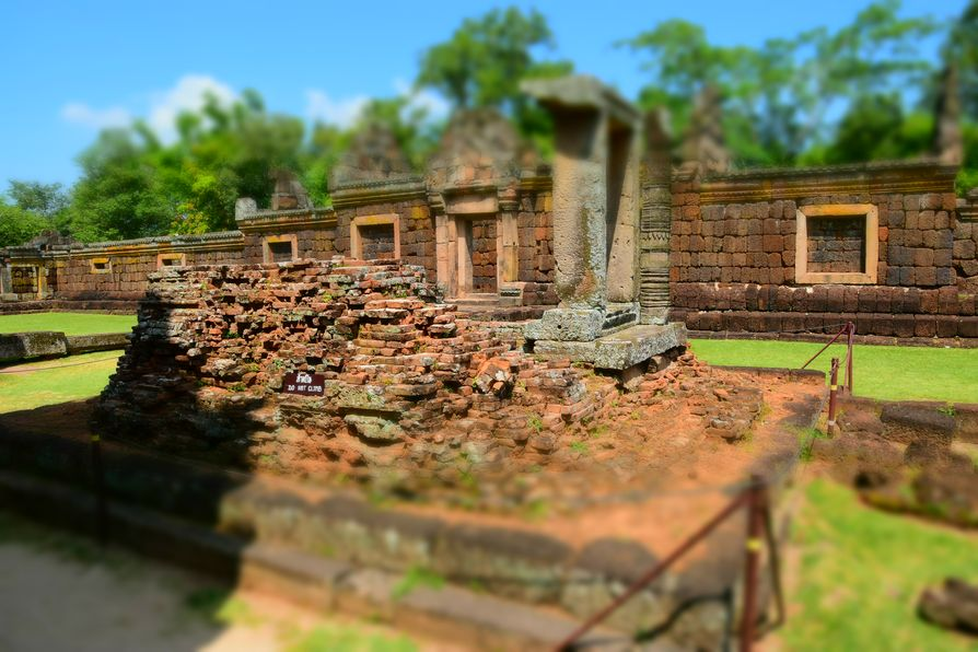 Prasat Phanom Rung Khmer temple Buri Ram (36)