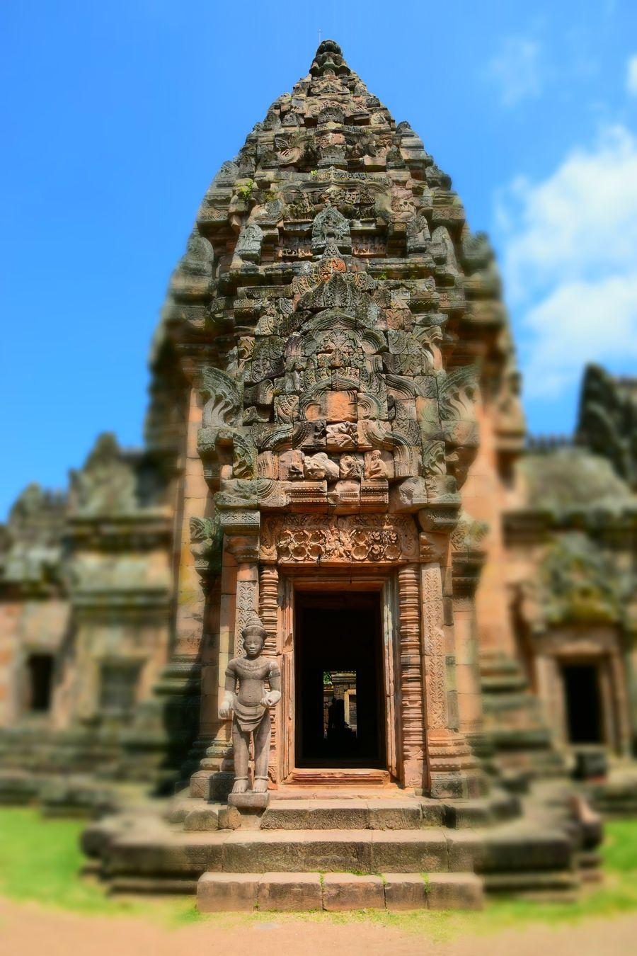 Prasat Phanom Rung Khmer temple Buri Ram (47)