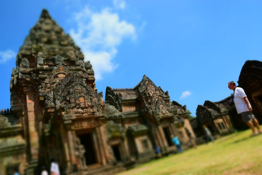 Prasat Phanom Rung Temple, Thailand