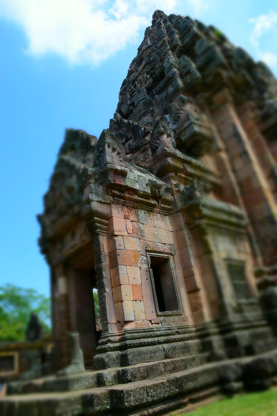 Prasat Phanom Rung Khmer temple Buri Ram (67)