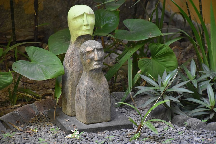 Gajah Biru bungalows accommodation close to Ubud Bali (10)