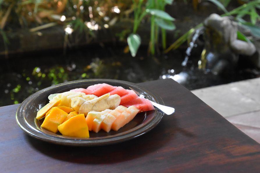 Gajah Biru bungalows accommodation close to Ubud Bali (13)
