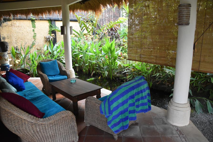 Gajah Biru bungalows accommodation close to Ubud Bali (15)