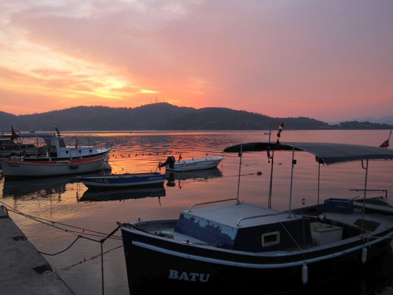 Fethiye Gulet Charter Harbour 3