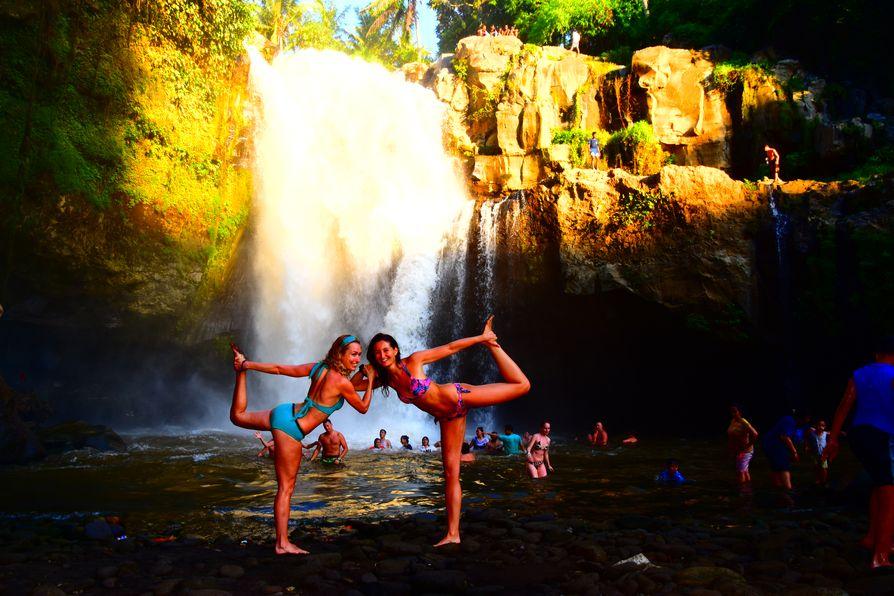 Tegenungan waterfall Bali (1)