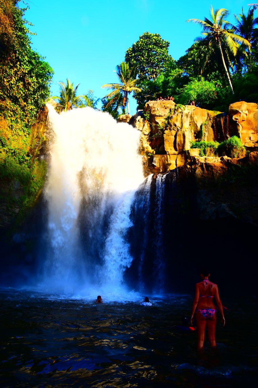 Tegenungan waterfall Bali (2)